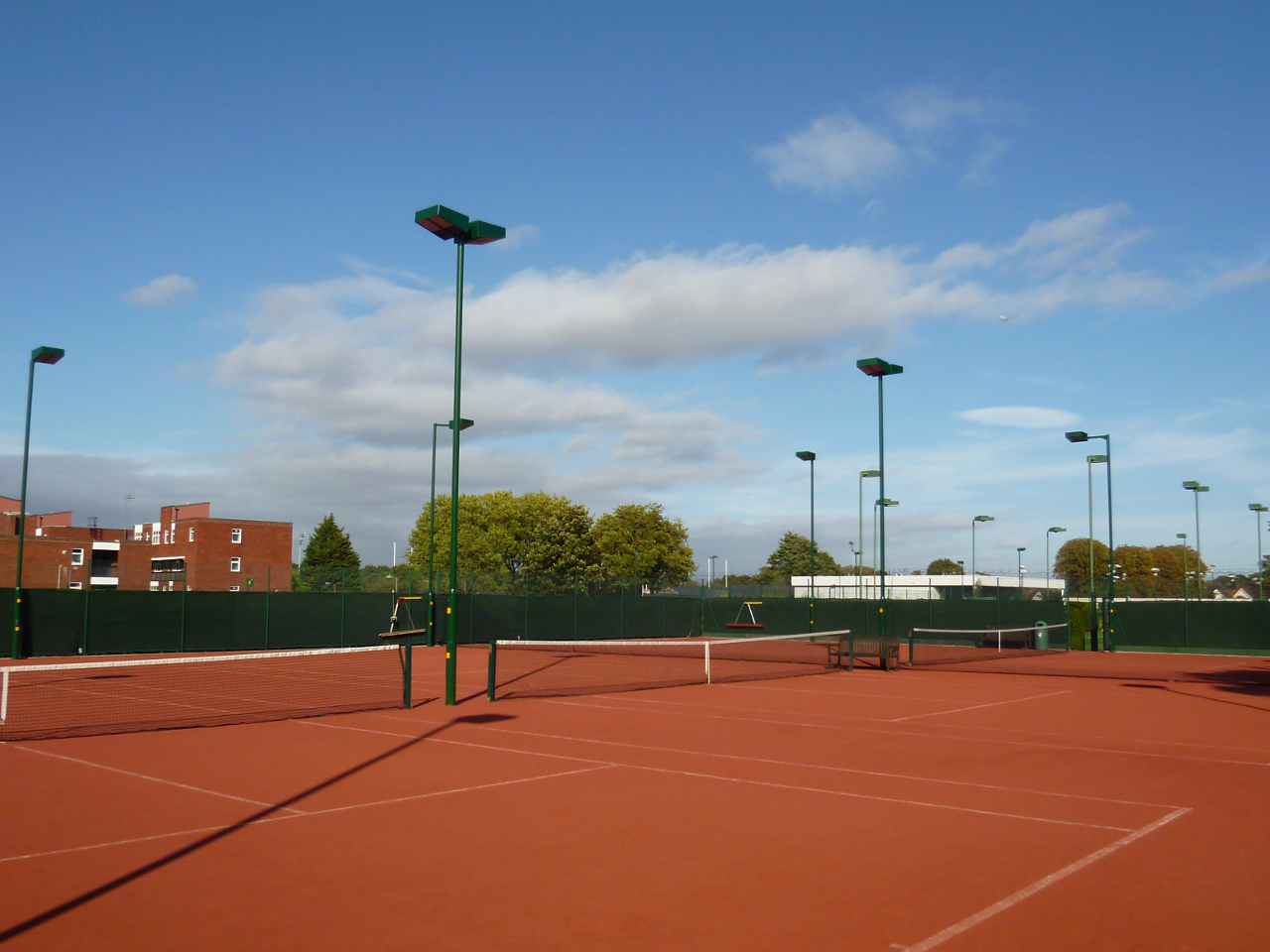Roehampton Club - Artificial Clay Tennis Courts